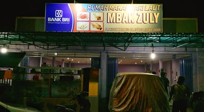 Photo of Asian Restaurant RM.SARI LAUT SUROBOYO (Mbak Zuly) at Km6 Rt.46, Bontang 75315, Indonesia