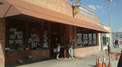 Photo of Burger Joint Twisted Root Burger Company at 2615 Commerce St, Dallas, TX 75226, United States