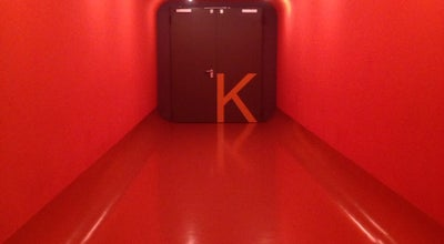 Photo of Indie Movie Theater KIF - Kino in der Fabrik at Tharandter Str. 33, Dresden 01159, Germany