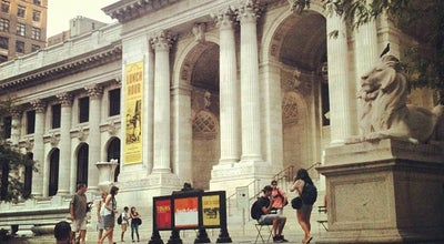 Photo of Park New York Public Library Terrace at Bryant Park, New York, NY 10118, United States