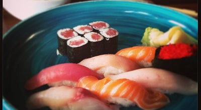 Photo of Japanese Restaurant Haru at 1 Wall Street Court, New York, NY 10005, United States