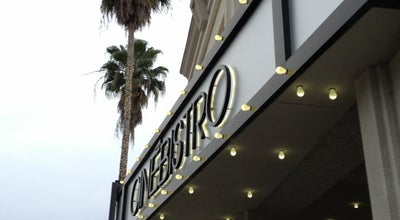 Photo of Movie Theater CinéBistro at Hyde Park Village at 1609 W Swann Ave, Tampa, FL 33606, United States