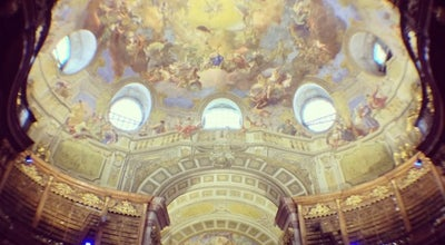 Photo of Library Prunksaal der Nationalbibliothek at Josefsplatz 1, Wien 1010, Austria