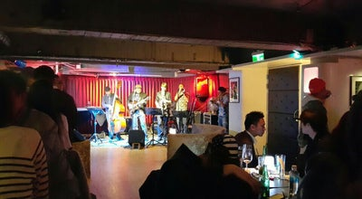Photo of Jazz Club Sappho Live at 安和路一段102巷b1, Taipei, Taiwan