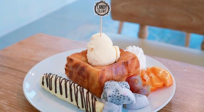 Photo of Bakery Candy co cafe at Thailand