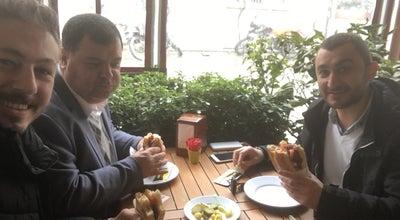Photo of Burger Joint Akasya Sandvic Diyarı & CAFE at Akıncılar Mh. Hürriyet Cd. No:b/9, İzmir 35750, Turkey