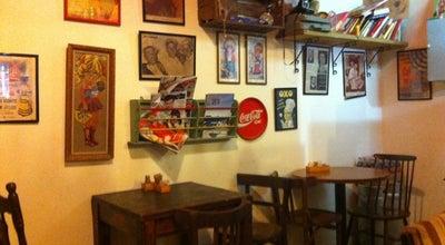 Photo of Cafe Cafe HaMidrahov (קפה המדרחוב) at 16 Hacarmel St., Kfar Saba 4421422, Israel