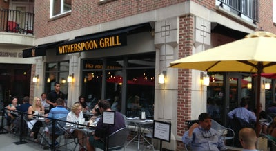 Photo of Steakhouse Witherspoon Grill at 57 Witherspoon Street, Princeton, NJ 08540, United States