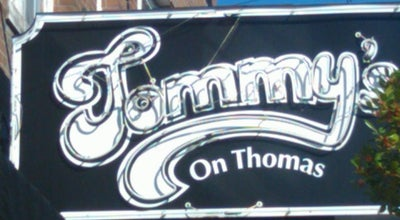 Photo of Pizza Place Tommy's on Thomas at 216 W Thomas St, Hammond, LA 70401, United States