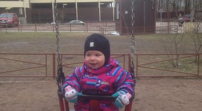 Photo of Playground Детская площадка at Есенина 1, Санкт-петербург, Russia