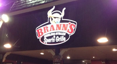 Photo of Steakhouse Brann's Sizzling Steaks & Sports Grille at 401 Leonard St Nw, Grand Rapids, MI 49504, United States