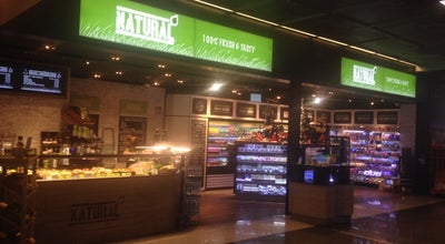 Photo of Juice Bar Natural Food & Drinks at Flughafen Frankfurt Am Main, Frankfurt 60549, Germany