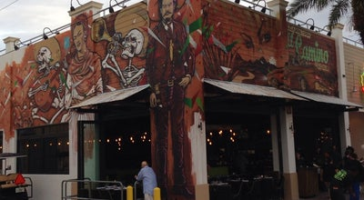 Photo of Mexican Restaurant El Camino at 15 Ne 2nd Ave, Delray Beach, FL 33444, United States