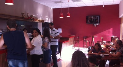 Photo of Coffee Shop Nova Casa do Salgado at R. Raposo Tavares, Bauru, Brazil