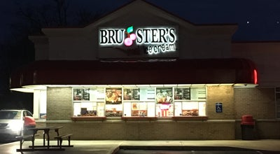 Photo of Ice Cream Shop Bruster's at 8529 Us Highway 42, Florence, KY 41042, United States