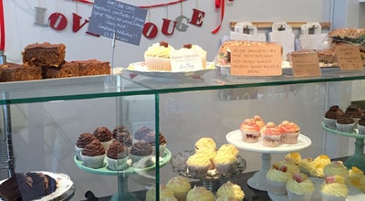 Photo of Cupcake Shop Love Rouge Bakery at United Kingdom