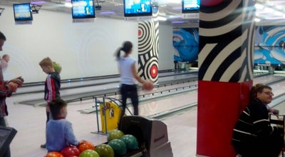 Photo of Bowling Alley Pushka at Трц Пушкинский, Курган 640003, Russia