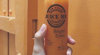 Photo of Juice Bar Juice Me at 65 Lebuh Melaka, Georgetown 10400, Malaysia
