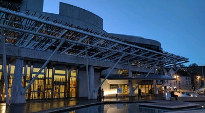 Photo of Capitol Building Scottish Parliament at Horse Wynd, Edinburgh EH99 1SP, United Kingdom