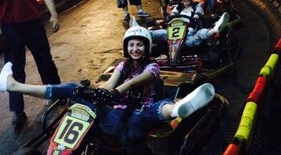 Photo of Racetrack Disc Indoor Karting at Zaoyang Lu, shanghai, China