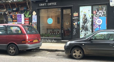 Photo of Coffee Shop Craft Coffee at 68 Sclater St, Shoreditch E1 6HR, United Kingdom