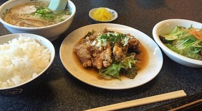 Photo of Ramen / Noodle House 一貫楼 at 西新涯町1-3-26, 福山市, Japan