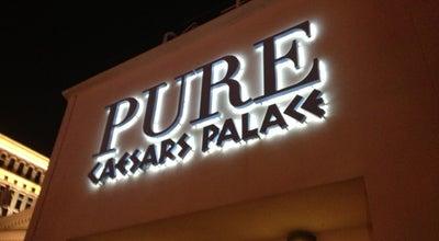 Photo of Nightclub PURE Nightclub at 3570 Las Vegas Blvd S, Las Vegas, NV 89109, United States