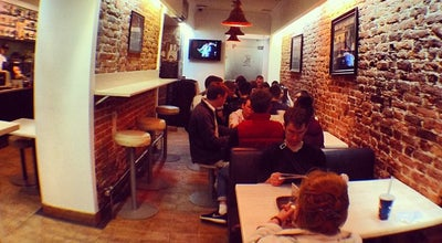 Photo of Burger Joint City Grill Express at Наб. Канала Грибоедова, 18/20, Санкт-Петербург, Russia