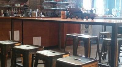 Photo of Cafe Joe's Garage at 38 Princess St, Palmerston North 4410, New Zealand