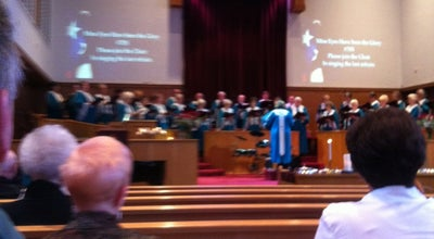 Photo of Church Salem First Christian Church at 685 Marion St Ne, Salem, OR 97301, United States