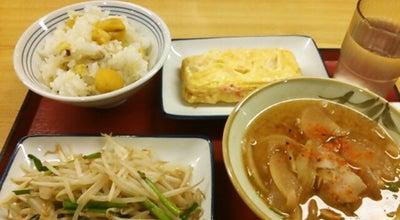 Photo of Japanese Restaurant 西尾寄住食堂 at 寄住町若町40, 西尾市, Japan