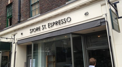 Photo of Coffee Shop Store Street Espresso at 40 Store St, London WC1E 7DB, United Kingdom