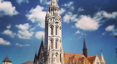 Photo of Plaza Szentháromság tér at Szentháromság Tér, Budapest 1014, Hungary
