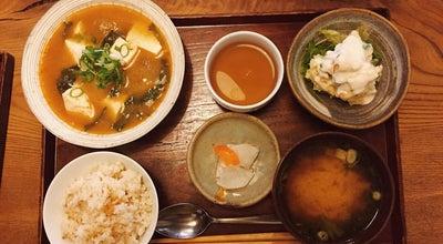 Photo of Vegetarian / Vegan Restaurant びお亭 at 梅忠町28, 京都市 604-8136, Japan