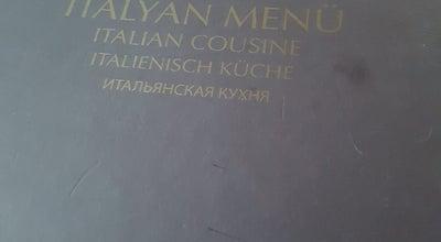 Photo of Italian Restaurant Sirius Deluxe Italian Restaurant at Turkey