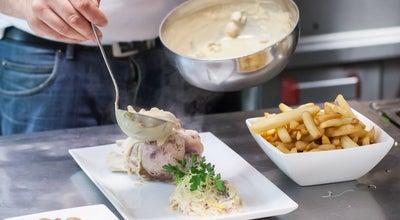Photo of Restaurant In 't Klein Stadhuis at Grote Markt 32, Ieper 8900, Belgium