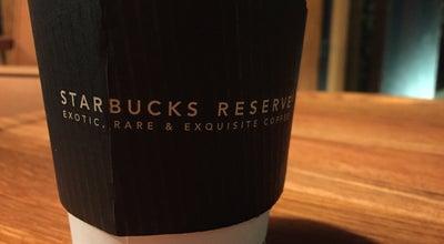 Photo of Cafe Starbucks Reserve at Paseo De Los Tamarindos, Cuajimalpa 05120, Mexico