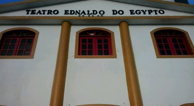 Photo of Theater Teatro Ednaldo do Egypto at Av. Maria Rosa Sales, 284, João Pessoa 58038-460, Brazil