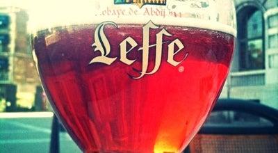 Photo of Beer Garden Taverne Sainte Barbe at Belgium