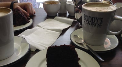 Photo of Cafe Boddy's Cafe at 19-25 Bar St, Scarborough YO11 2HT, United Kingdom