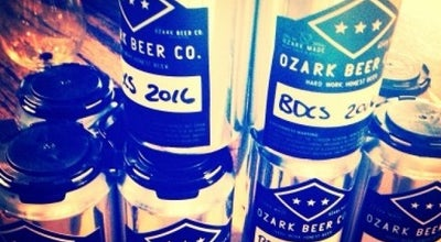 Photo of Brewery Ozark Beer Company at 1700 S 1st St, Rogers, AR 72756, United States