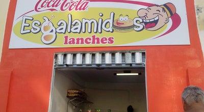 Photo of Burger Joint Esgalamidos Lanches at Rua 4 Número 550 Novo Maracanaú, Maracanaú 61905-460, Brazil