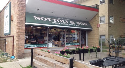 Photo of Deli / Bodega The Original Nottoli & Son at 7652 W Belmont Ave, Chicago, IL 60634, United States