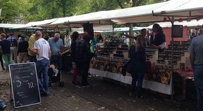 Photo of Farmers Market Rotterdam Oogst Markt at Noordplein, Rotterdam, Netherlands