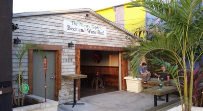 Photo of Beer Garden The Thirsty Topher at 1609 Alden Rd, Orlando, FL 32803, United States
