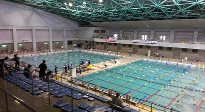 Photo of Pool 盛岡市立総合プール at 本宮5-3-1, 盛岡市, Japan