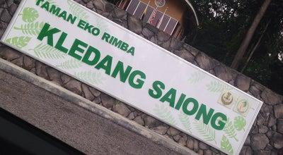 Photo of National Park Taman Rimba Kledang Saiong at Malaysia