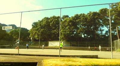 Photo of Tennis Court Salamanca Tennis Club at Salamanca Road, Wellington, New Zealand