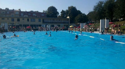 Photo of Pool Koupaliště Na Stírce at Pod Statky 14, Praha 182 00, Czech Republic