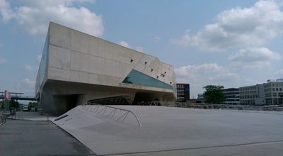 Photo of Science Museum Phæno at Willy-brandt-platz 1, Wolfsburg 38440, Germany